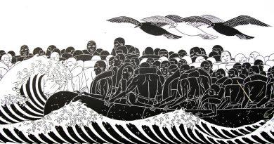 """""""Da questa parte del mare"""". Incontro con Antonio Romano, fondatore diSos méditerranée Italia"""