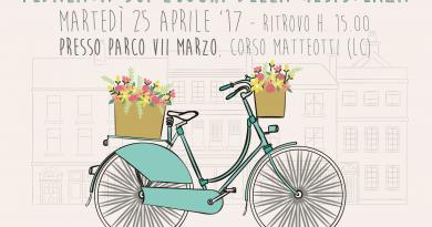 Il 25 aprile in bicicletta. Pedalata sui luoghi della Resistenza