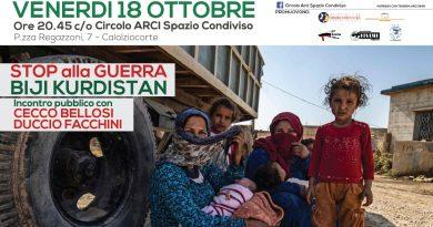 Kurdistan, racconti di viaggi e di armamenti
