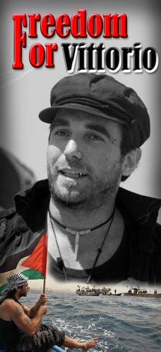Freedom for Fittorio Arrigoni